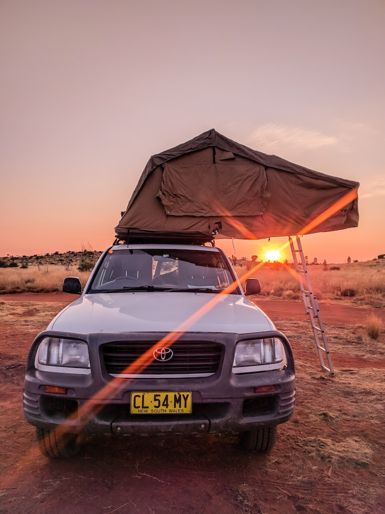 Overland Camping